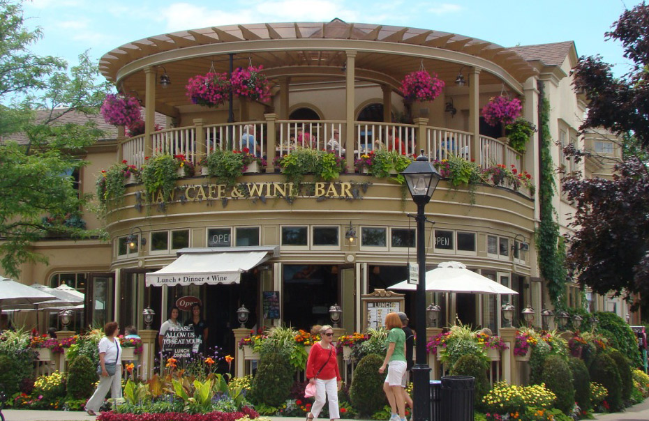 Things To Do Niagara Falls Shopping Outlet Malls